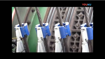 Wire Rope Online Automatic Inspection System